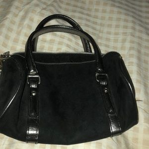 Victoria's Secret mini duffel bag